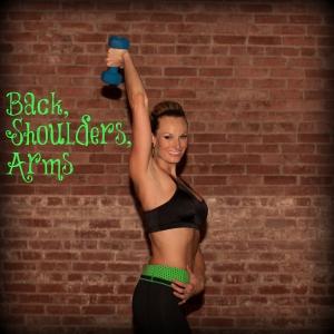 Back, SHoulders, Arms