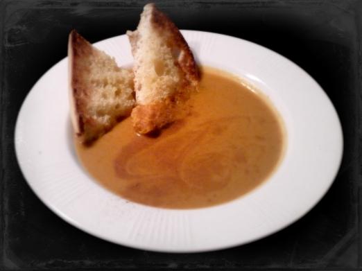 final pumpkin soup