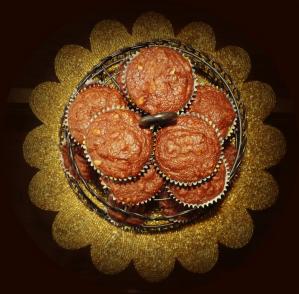 Pumpkin muffins final