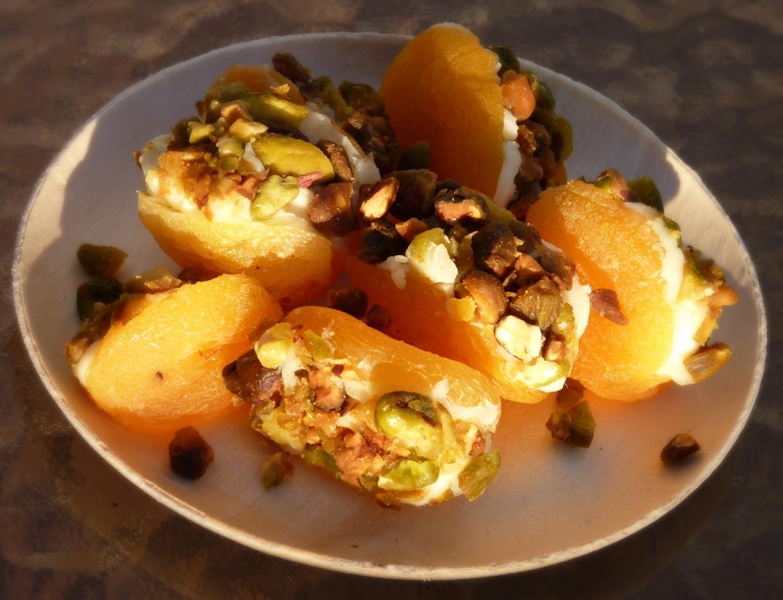 Apricots w/ Mars