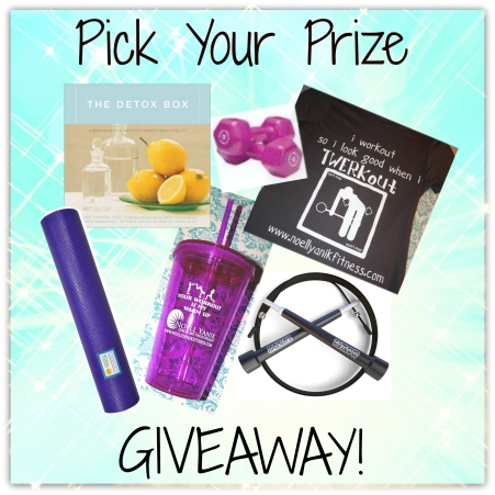 PICK YOUR PRIZE GIVEAWAY on FB