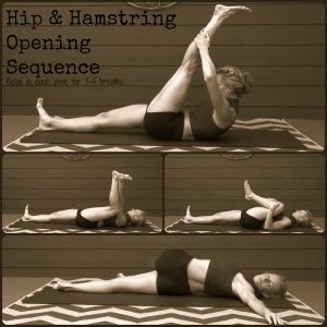 hamstring, hip opener