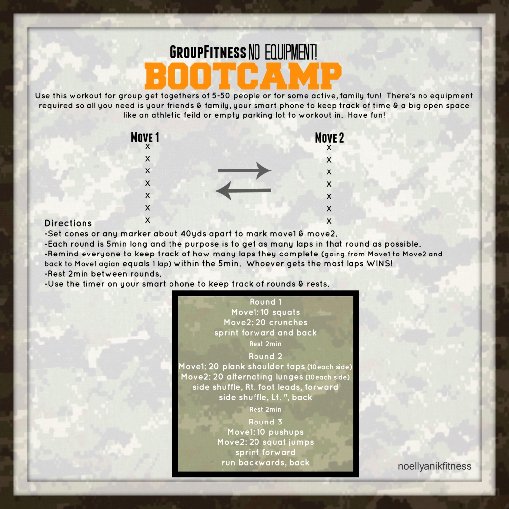 GroupFitness Bootcamp
