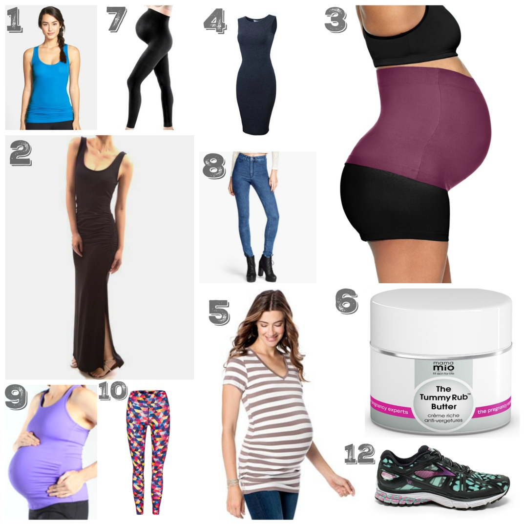 Maternity Must Haves